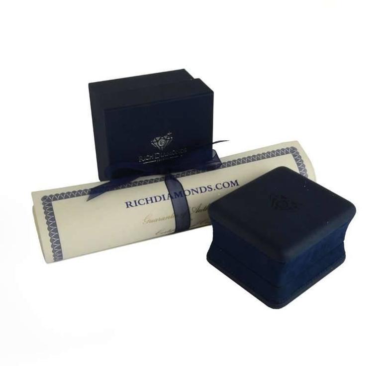 Women's Cartier C de Cartier Diamond Ring .33 Carat