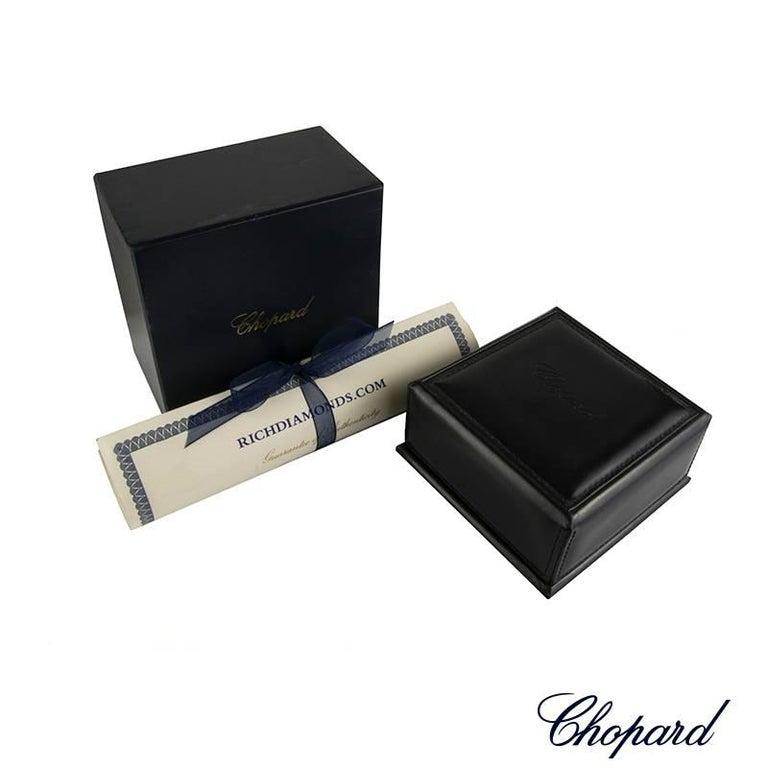 Women's Chopard Happy Spirit Diamond Pendant For Sale