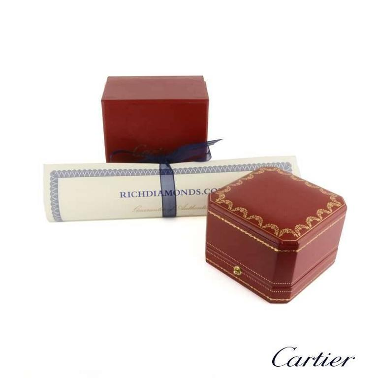 Women's Cartier Panthere de Cartier Diamond Ring