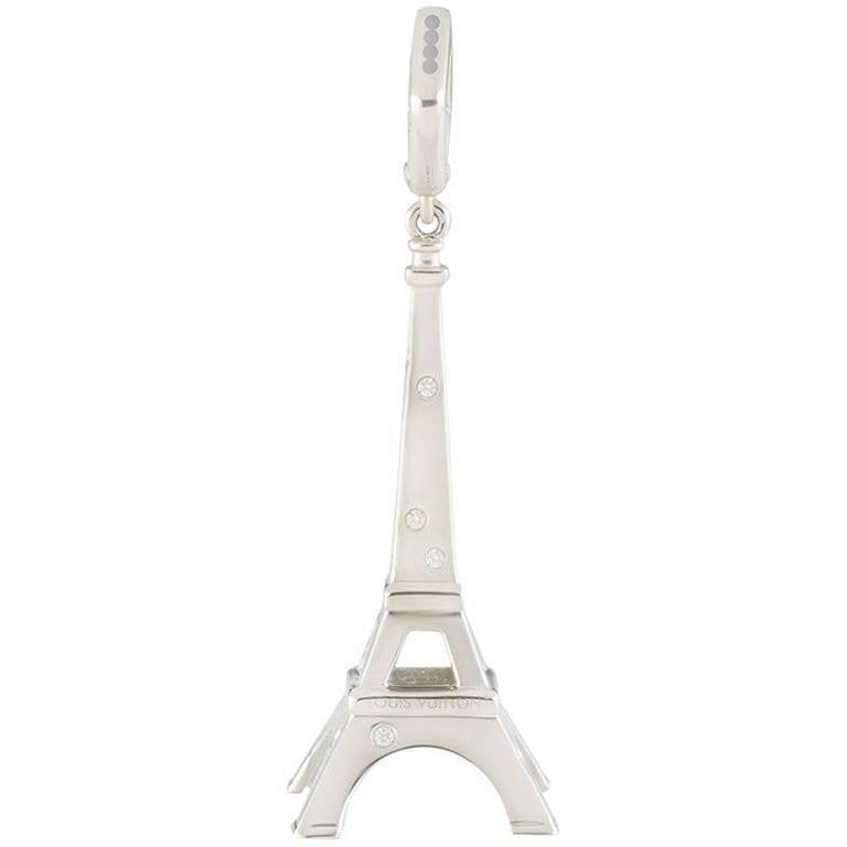 Louis Vuitton Diamond Eiffel Tower Charm
