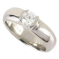 Tiffany & Co. Etoile Diamond Engagement Wedding Ring 0.50 Carat