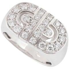 Bulgari Diamond Parentesi Ring
