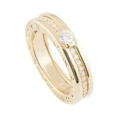 Bulgari Diamond B.Zero1 Ring