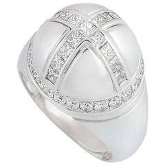 Garrard Diamond Dome Ring 1.07 Carat