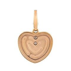 Cartier Rose Gold Maze Pendant