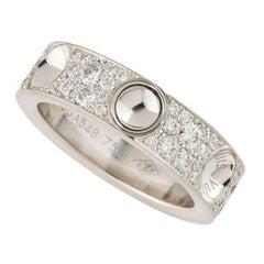 Louis Vuitton Empreinte Diamond Band Ring 1.00 Carat