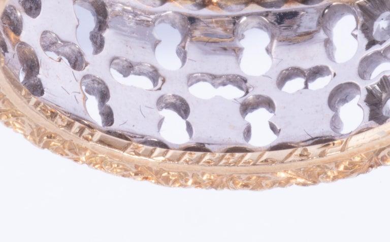 Contemporary Mario Buccellati Diamond Ring For Sale