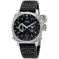 Oris BC4 Flight Timer N.O.S Dual Time Zone Wristwatch