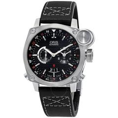 Oris BC4 Flight Timer N.O.S Dual Time Zone Wristwatch
