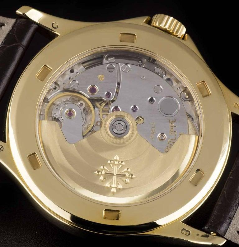 Patek Philippe Tiffany & Co Calatrava Opaline Dial Automatic Wristwatch  For Sale 3