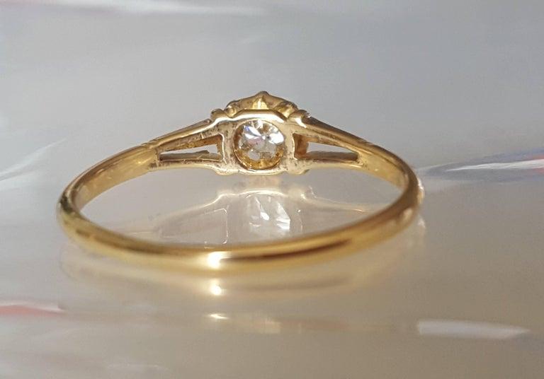 Edwardian Engagement Rings Boston