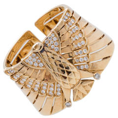 Cartier Egyptian Revival Bracelet
