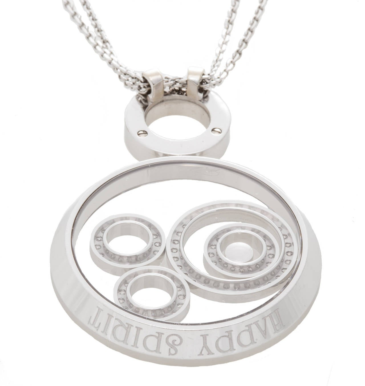 spirit pendants jewelry en happy pendant chopard