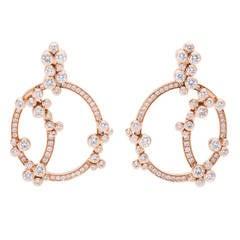 Audemars Piguet Jewelry Millenary Diamond Earrings