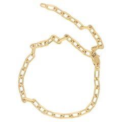 Vintage Cartier 18 Carat Gold Bracelet