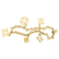 18 Karat Gold Tiffany & Co. Atlas Bracelet