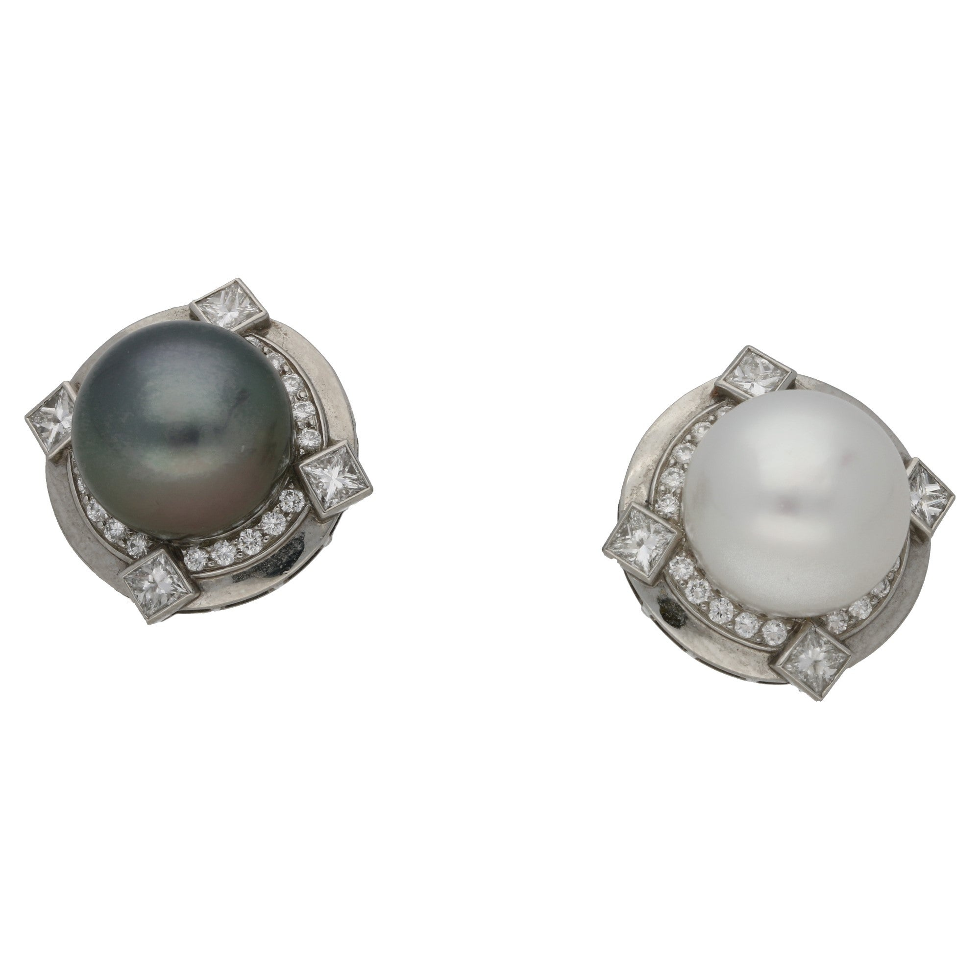with over earrings product free button watches on lotus indonesia elegant white freshwater big silver flower pearls eyed setting stud shipping orders of sterling jewelry
