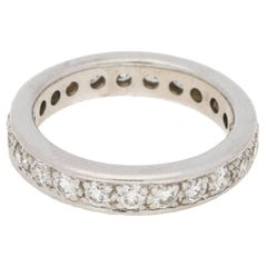 18 Carat Gold Diamond Eternity Ring