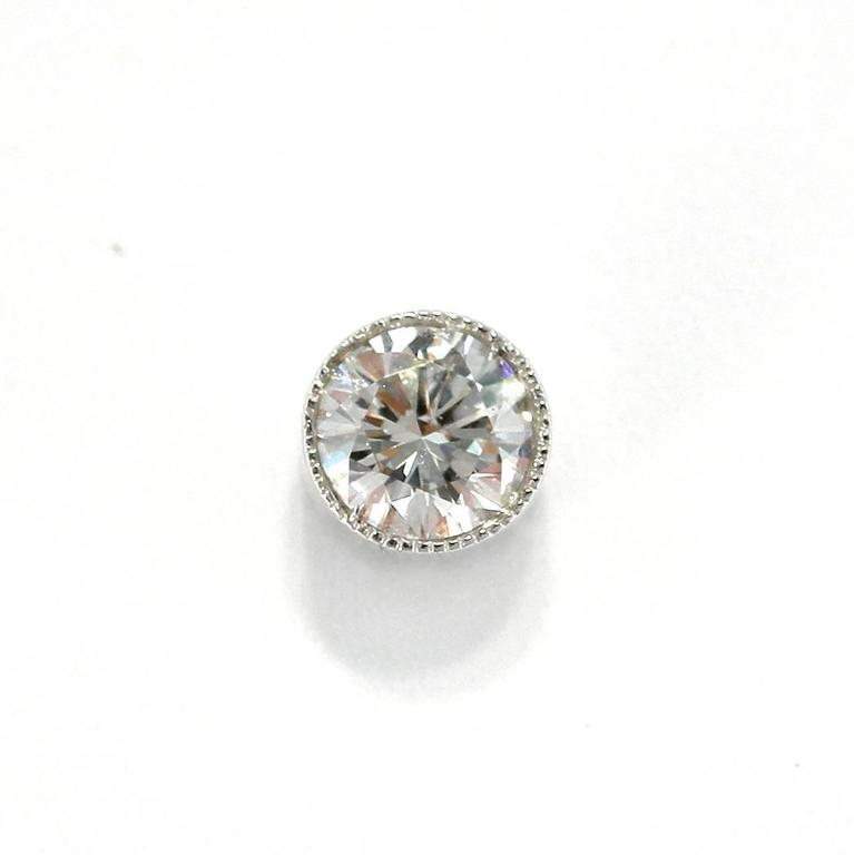 set catalog earrings vintage id stud white earring mg stone single gold gallery mounts product image diamond prong in