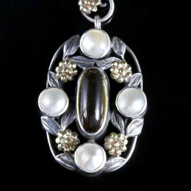 Arts And Crafts Silver Blister Pearl