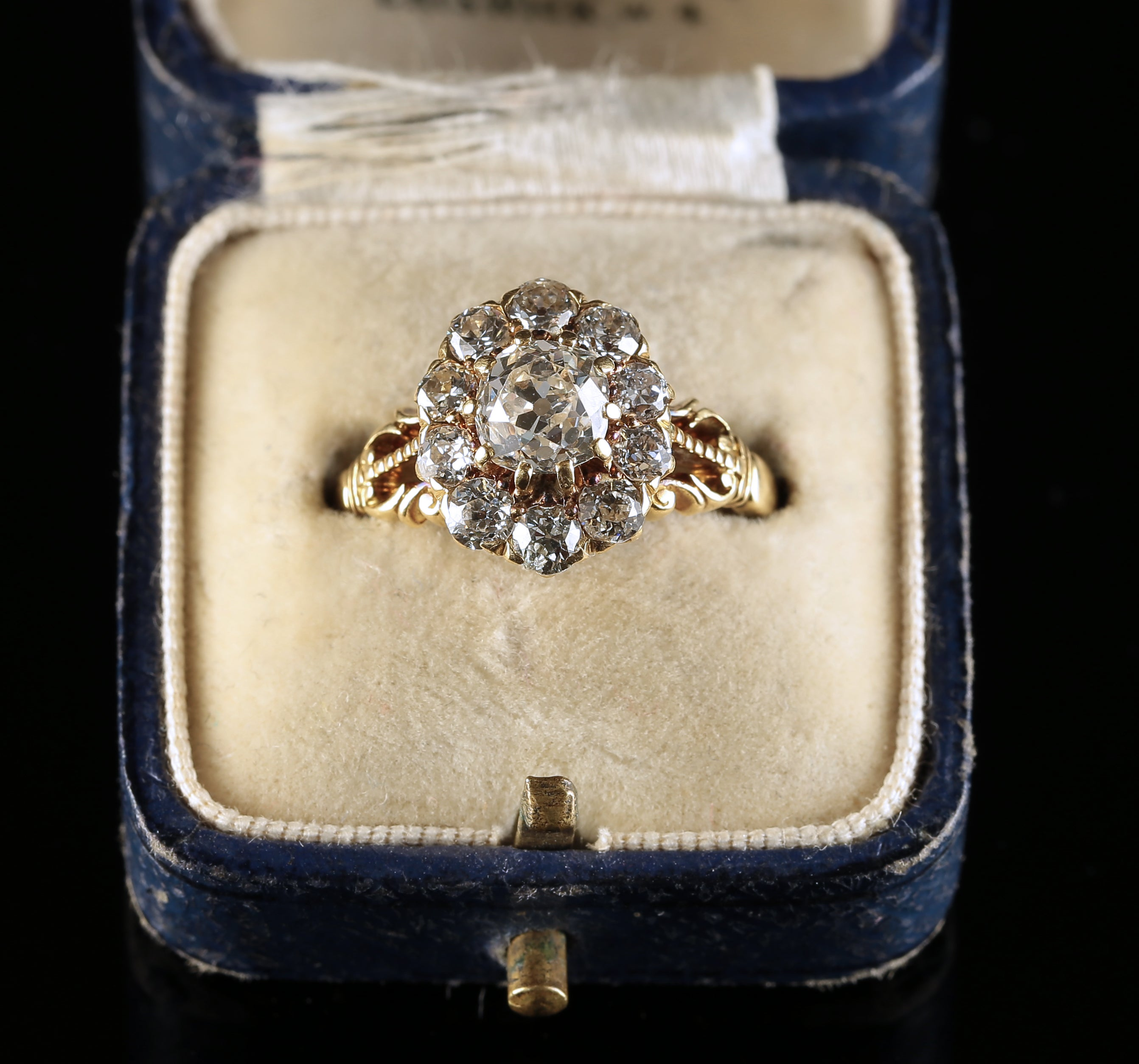 img yellow ring def new moissanite engagement gold diamond and