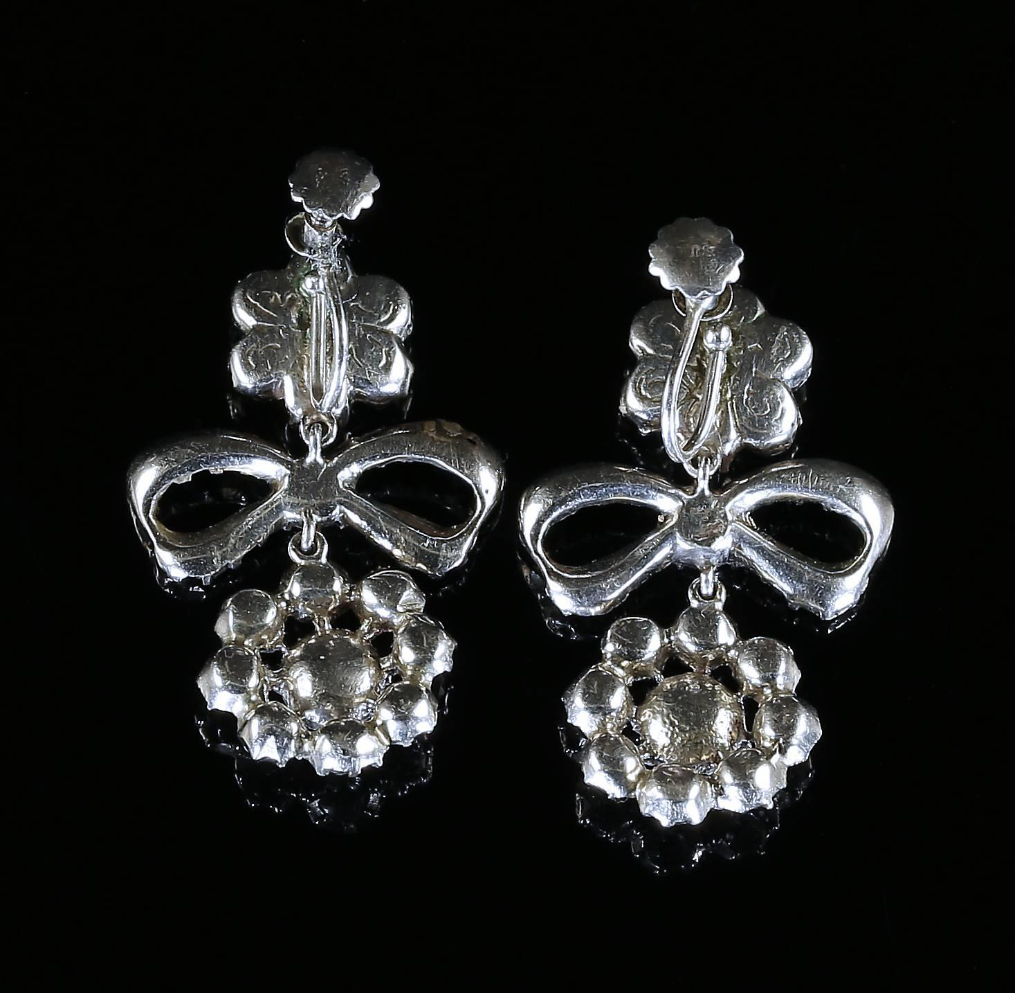 silver nrita the products ko jewellery oxidised antique earrings