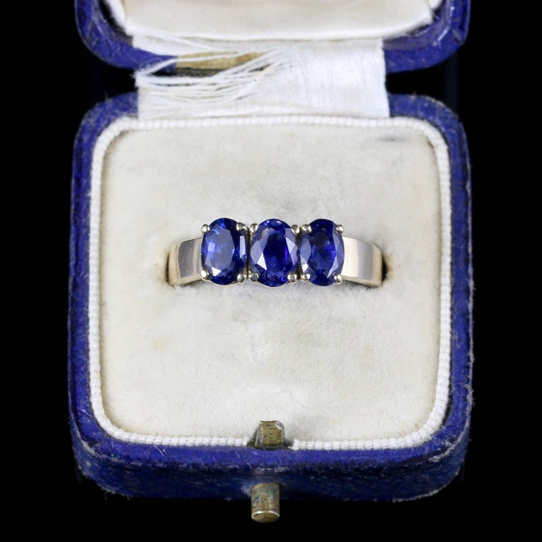 agl sale engagement j id rings l blue for intense and ring diamond carat jewelry at natural sapphire