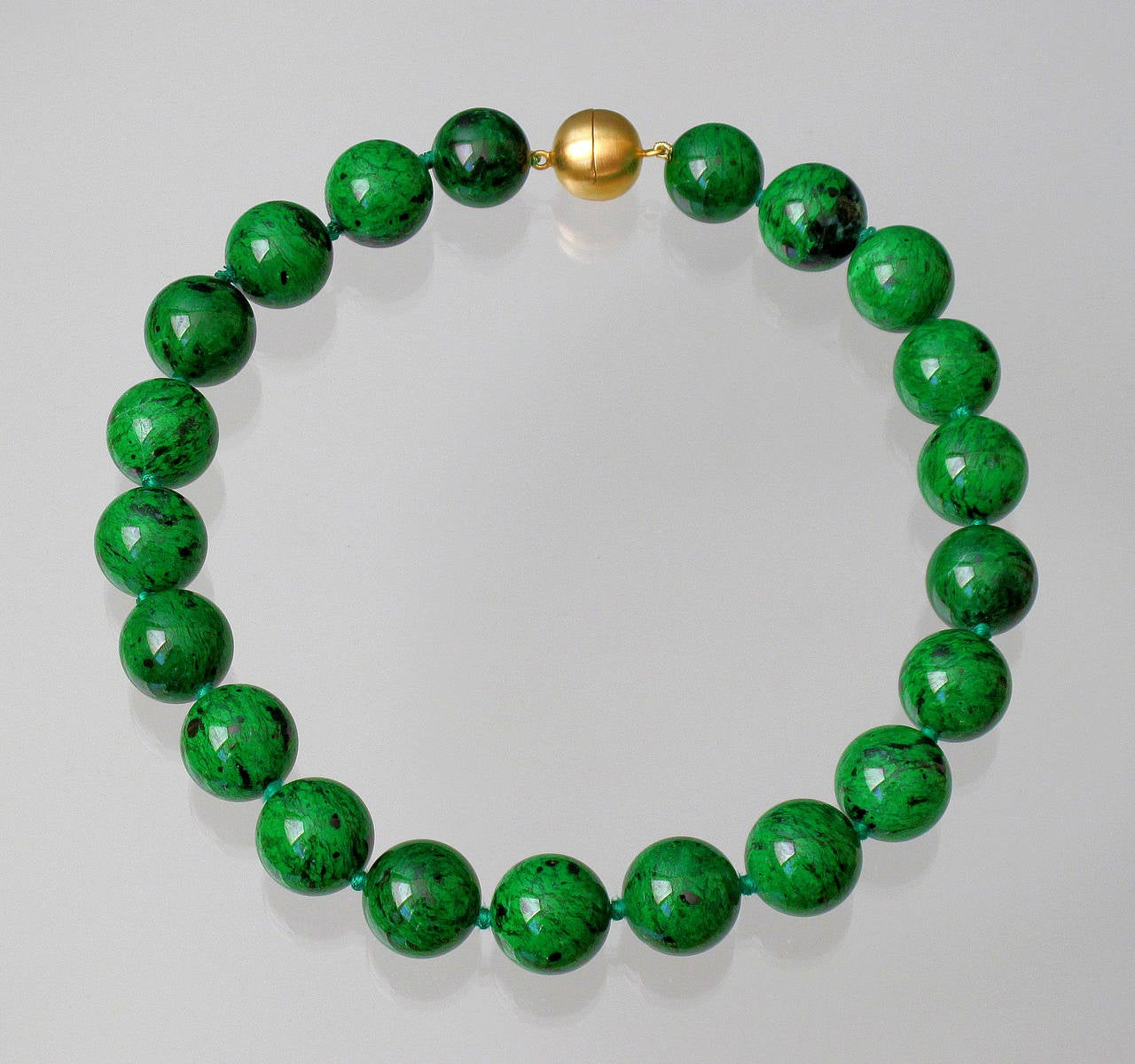 best beads jewels necklace product line green online shubham emerald buy