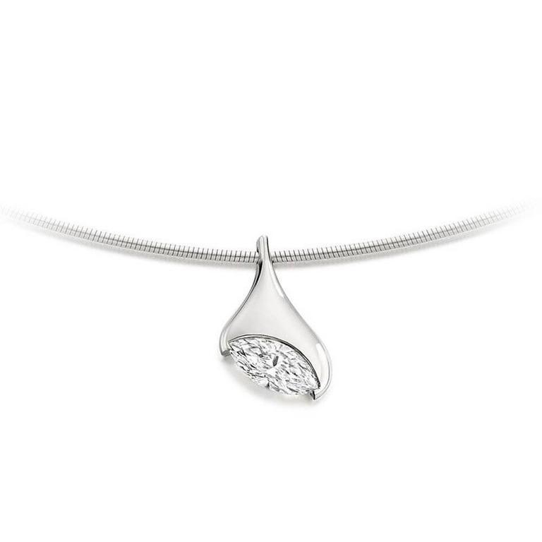 Diamond platinum pendant contemporary design uk award winning diamond platinum pendant contemporary design uk award winning designer for sale aloadofball Gallery