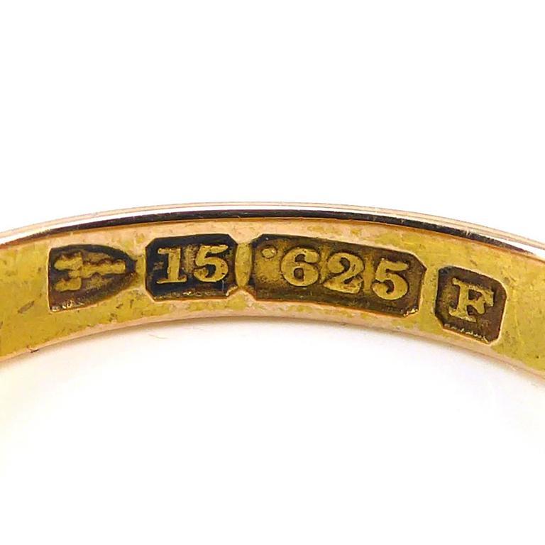 Gold hallmarks victorian Interpreting The