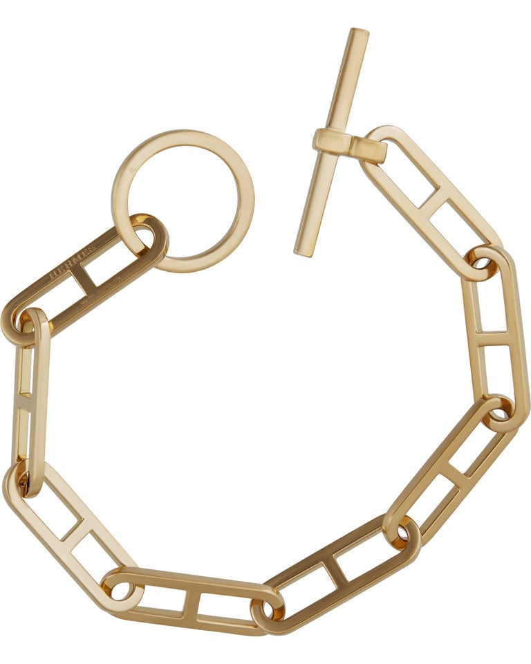Metal: 18K Yellow Gold Weight: 25.4g Size: Small Made in Italy Retail Price-$8,000.00