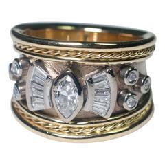 Stephen Webster Diamond Gold Ring
