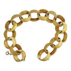 Chaumet Gold Link Bracelet