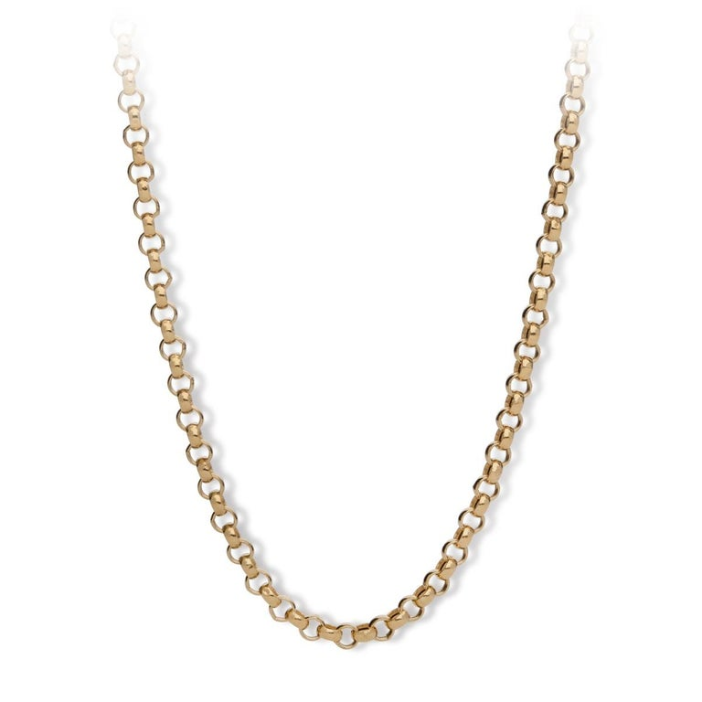 MAVIADA's Comino in Green Amethyst Quartz 18 karat yellow gold Pendant Necklace  For Sale 5