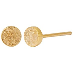 Allison Bryan Stud Earrings in 9 Karat Gold
