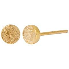 Allison Bryan Stud Earrings in 9 Karat Gold