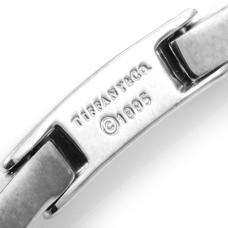 Tiffany & Co. Atlas Diamond Gold Collar Necklace 5