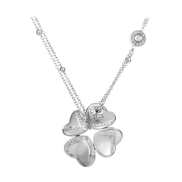 Pasquale bruni diamond gold pendant necklace at 1stdibs pasquale bruni diamond gold pendant necklace for sale aloadofball Gallery