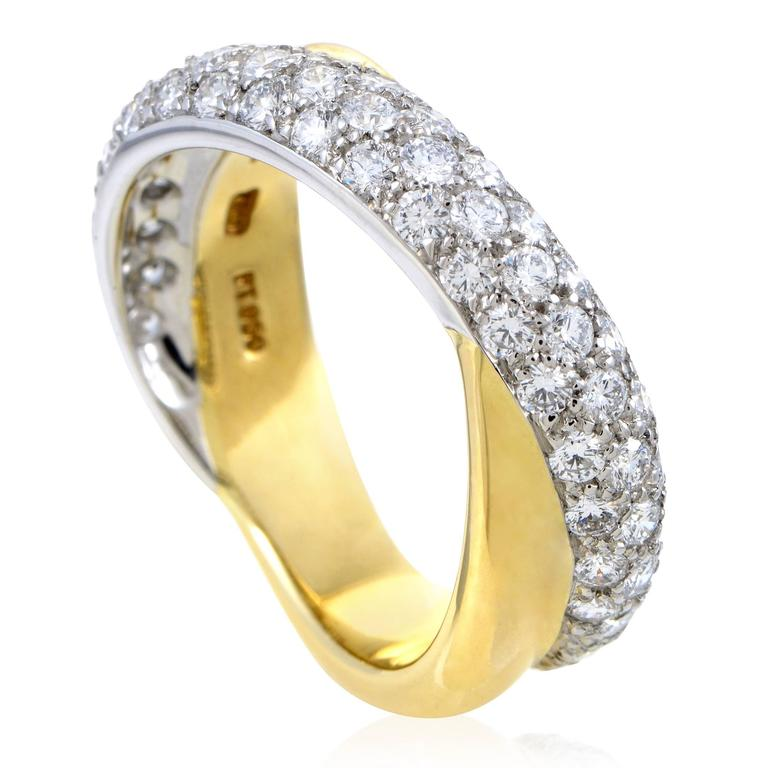 beveled and promise ring matte wedding gold elegant platinum band yellow in bands rings mkgsobq edge engagement diamond