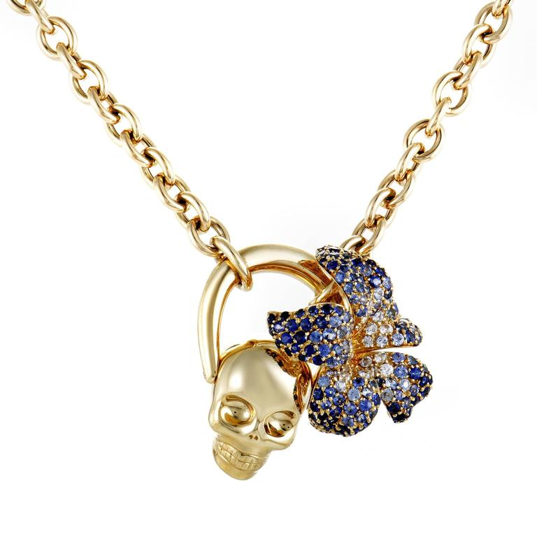 necklace hut rebel heart diamond the silver sabo d jewel skull at thomas pendant