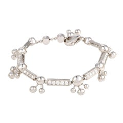 Bulgari Astrale Diamond White Gold Bracelet
