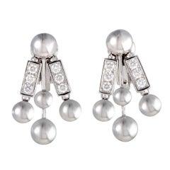 Bulgari Astrale Diamond Earrings