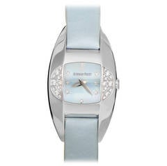 Audemars Piguet Ladies White Gold Automatic Wristwatch