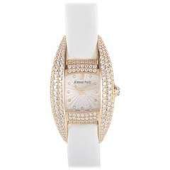 Audemars Piguet Lady's Rose Gold Dream Wristwatch