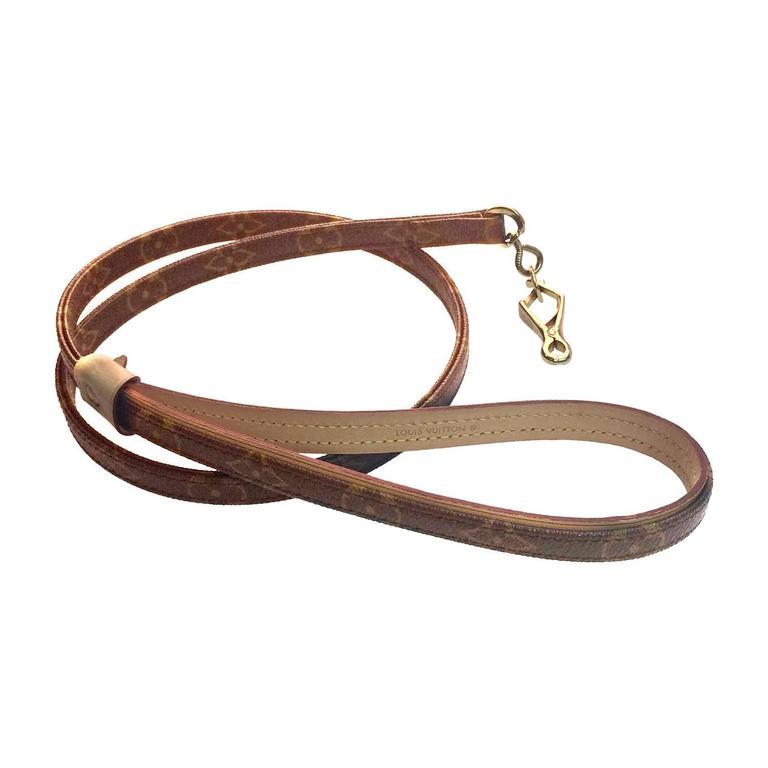 Louis Vuitton Baxter Dog Collar Gm