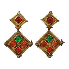 Christian LaCroix Moroccan Style earring