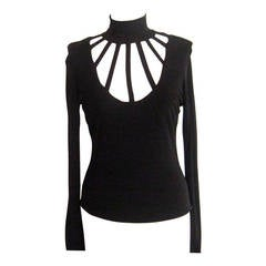 A/W 2001 Andrew GN Jersey Top
