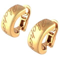 Chopard Chopardissimo Rose Gold Earrings