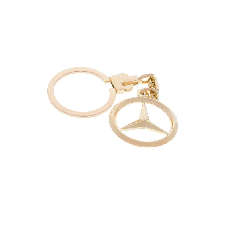 Mercedes Benz Key Chain In New Condition For Sale In Spartanburg, SC
