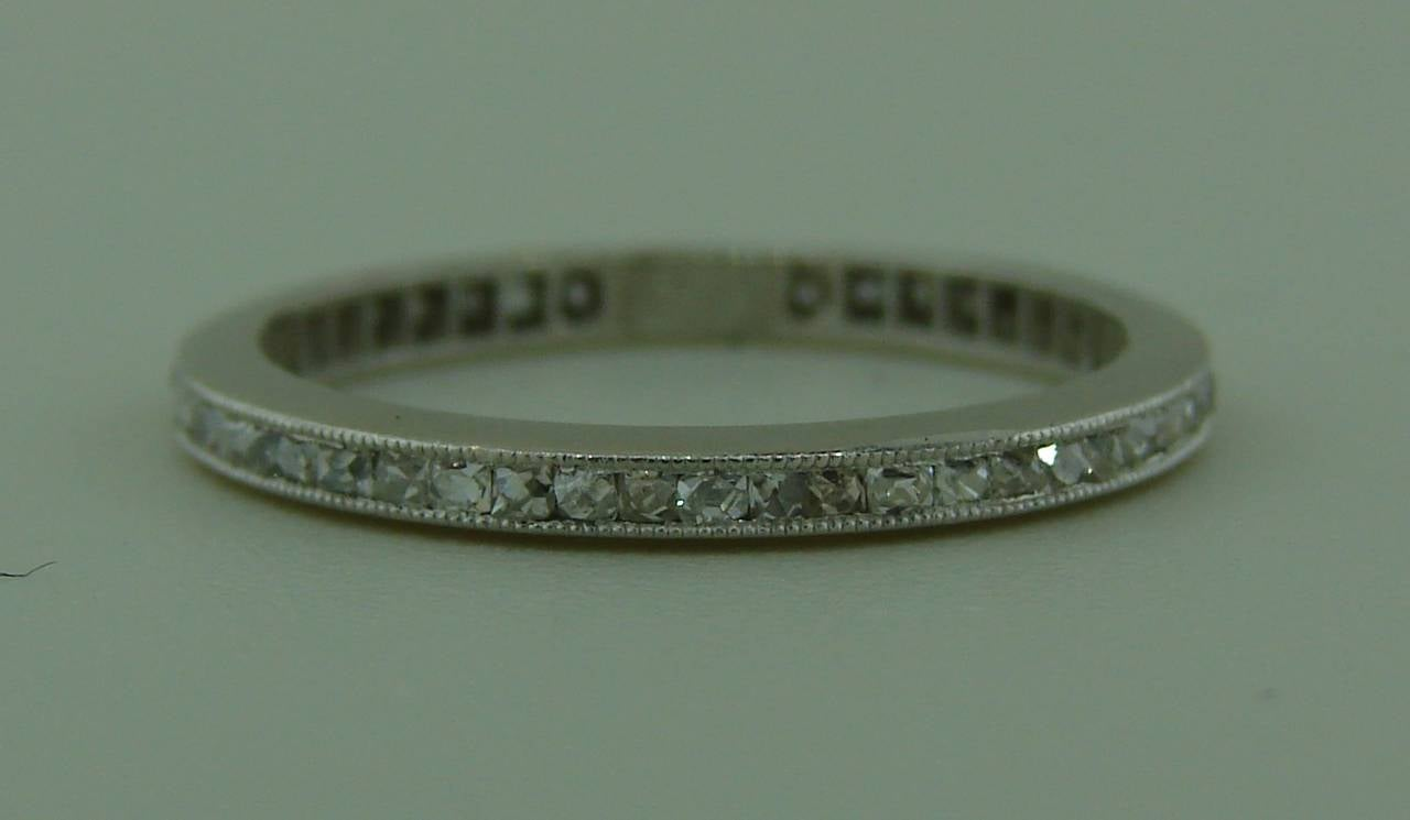 bands carat morgan eternity engagement promises ring similar on wedding items by band oval pin cut to pinterest my magee